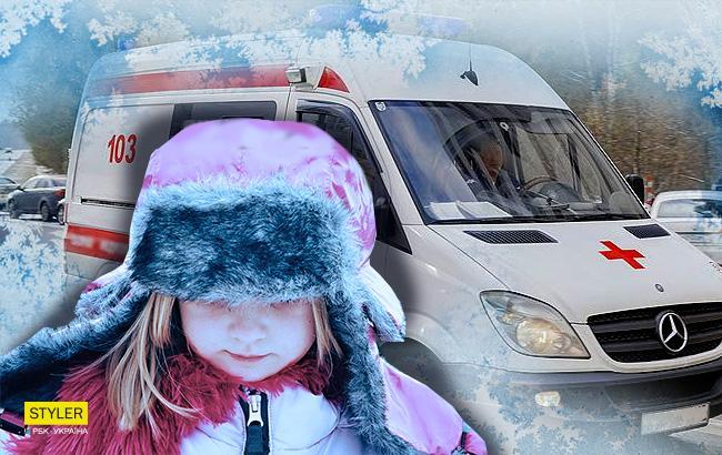 Воспитатели забыли трехлетнюю девочку на прогулке: малышка замерзла насмерть (видео)
