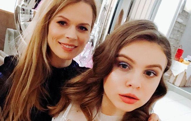 Так могли единицы: Ольга Фреймут поразила танцем 13-летней дочери (видео)