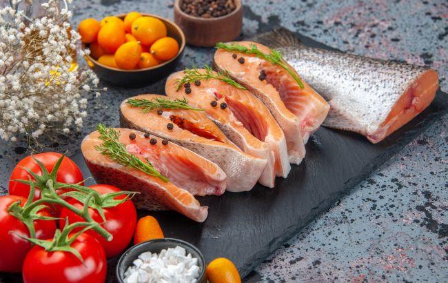 Названо найкорисніші види риб, які потрібно їсти два рази на тиждень