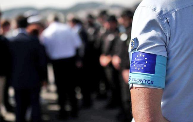 Фото: прикордонна служба Frontex