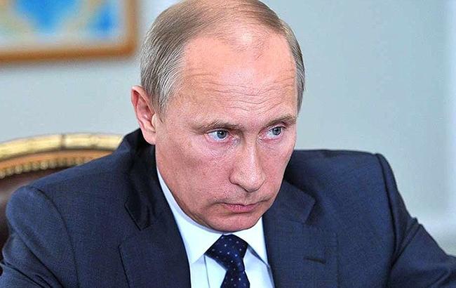 Знаменитый карикатурист показал, как Путин готовится к Хэллоуину