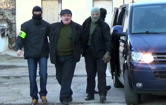 Севастопольский суд объявил, что неведет дело позадержанному украинскому шпиону