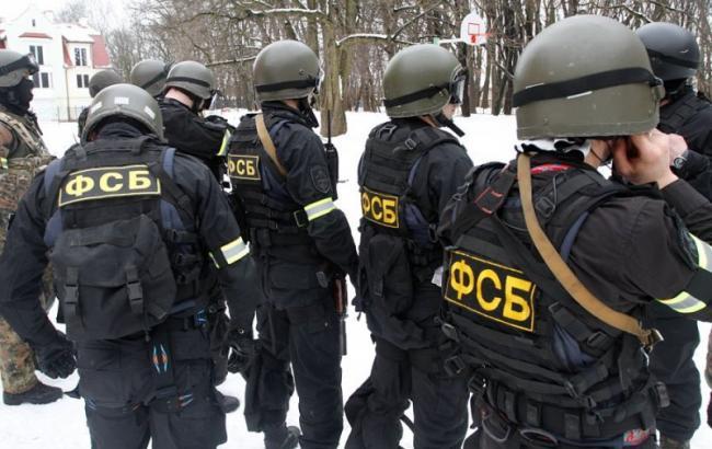У ФСБ заявили про затримання в окупованому Криму українського військового