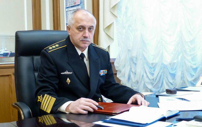 Керченський інцидент: суд дозволив затримати російського віце-адмірала
