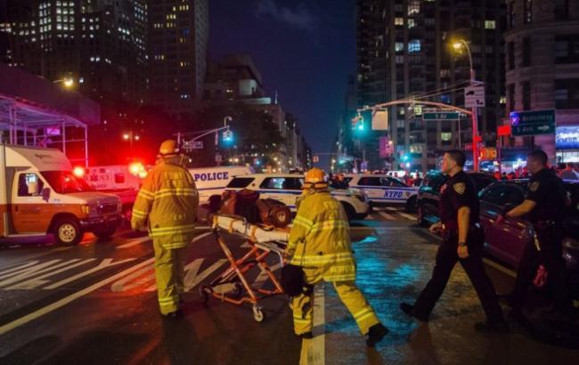 Фото: взрывы в Нью-Джерси и Нью-Йорке