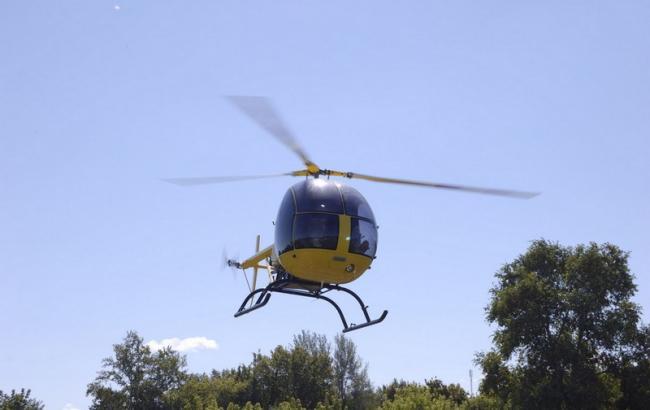 Фото: вертолет АК-1-3