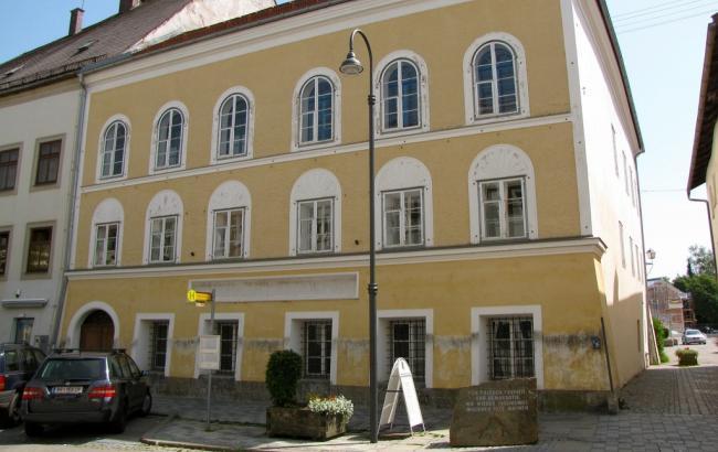 Фото: Будинок Гітлера в Австрії (slovodel.com)