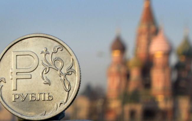 """Фото: курс рубля """"рухнул"""" после атака США в Сирии"""