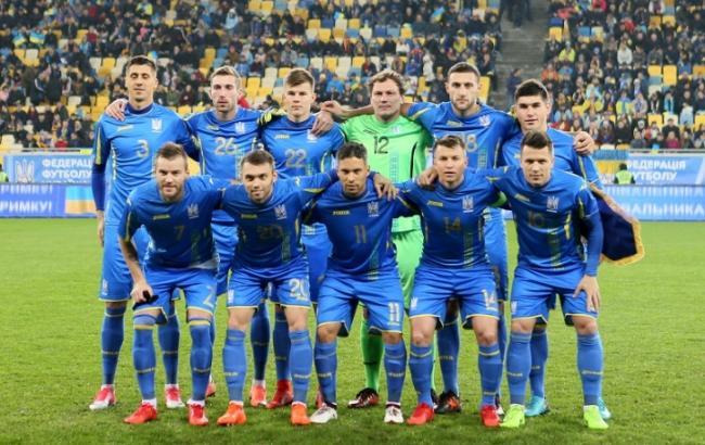 Фото: сборная Украины (ФФУ)