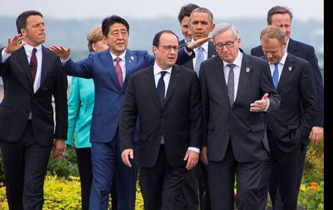 Країни G7 закликали Україну посилити боротьбу з корупцією