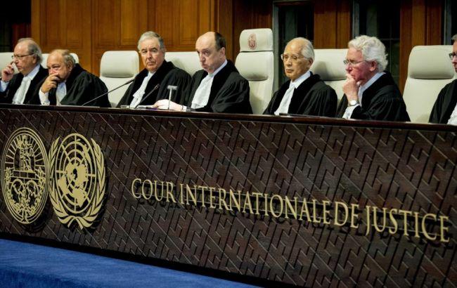 Фото: у МЗС РФ виклали позицію щодо суду в Гаазі