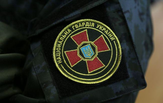 Фото: Национальная гвардия Украины в Мариуполе задержала пособника ДНР