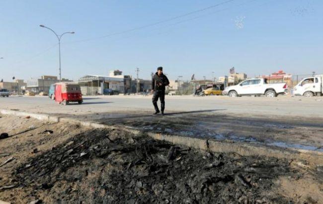 В Багдаде произошел второй взрыв за день