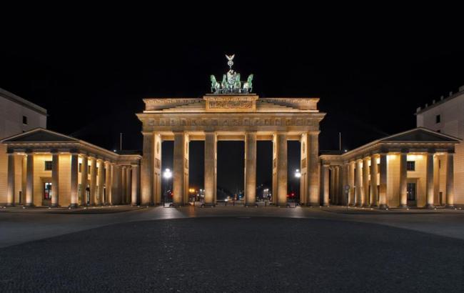 Фото: Бранденбургские ворота