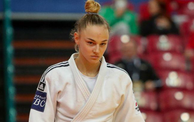 Українські дзюдоїсти привезли з Чемпіонату Європи одну срібну медаль
