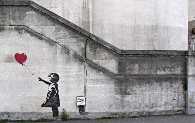 Стріт-арт Бенксі (banksy.co.uk)