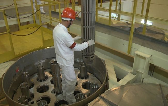 Фото: ремонті роботи на енергоблоці ЗАЕС тривали півдоби