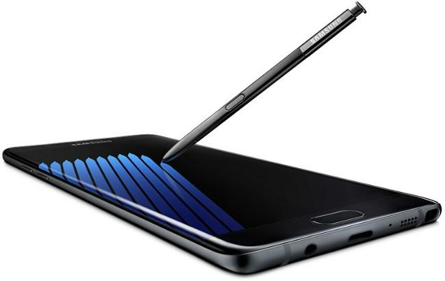 Фото: Samsung презентовал Galaxy Note7 (samsung.com)