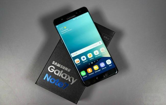 Фото:Galaxy Note 7 будуть обмінювати в аеропортах