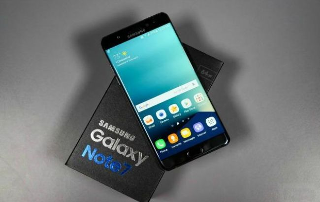 Фото: Samsung Galaxy Note 7