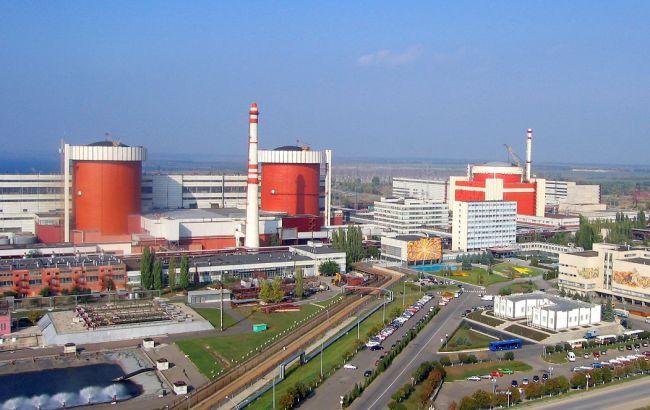Энергоблок Южно-Украинской АЭС отключили отсети