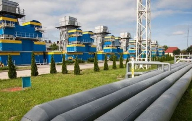 Запасы газа на Украине тают на глазах