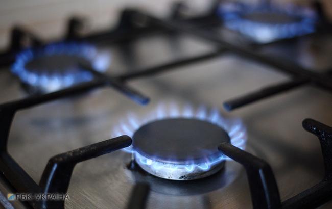 Фото: газовая конфорка кухонной плиты (Виталий Носач, РБК-Украина)