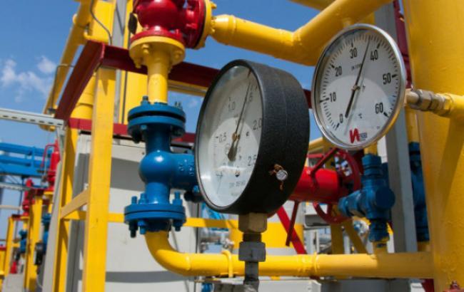 Фото: импорт газа