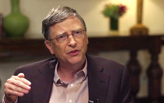 Білл Гейтс поступився першим місцем у рейтингу найбагатших бізнесменів світу за версією Forbes