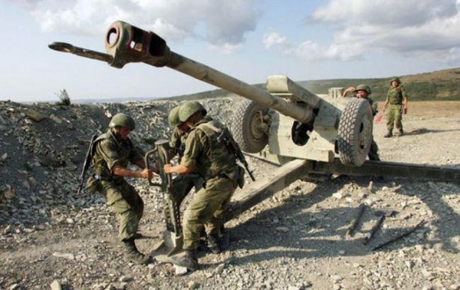 На Донбас прибувають курсанти з РФ для практичних занять з артилерійської стрільби, - ІС