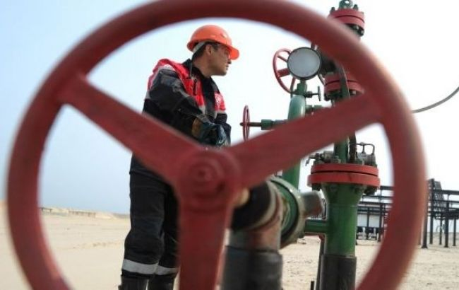Запаси газу в ПСГ України збільшилися на 0,17% - до 14,575 млрд куб. м
