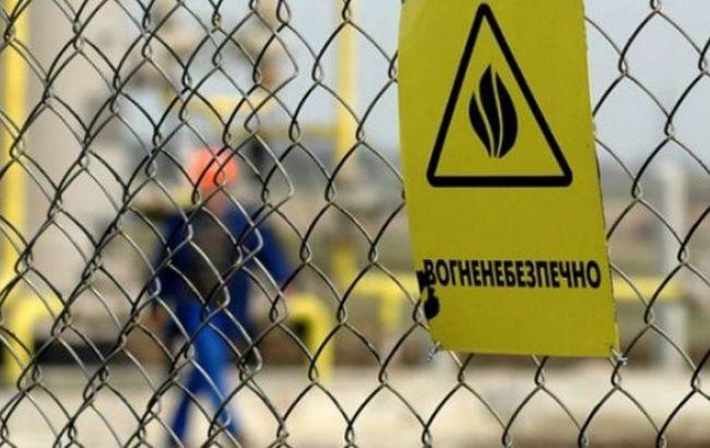 Кількість газу в ПСГ України скоротилася на 0,29% - до 11,866 млрд куб. м