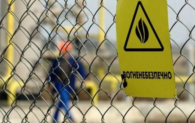 Фото: Украина сократила использование газа
