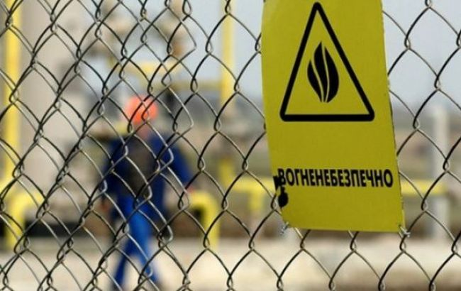 Украина за сутки снизила запасы газа в ПХГ на 0,45% - GSE