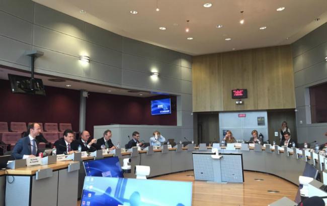 У Брюсселі почалися тристоронні газові переговори