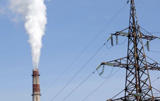"""Ціна закупівлі електроенергії """"Укрінтеренерго"""" в 2015 на ОРЕ для поставки в Крим збільшилася на 22,4%"""