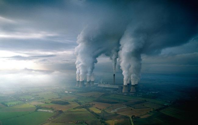 Фото: Загрязнение воздуха (kazakh-zerno.kz)