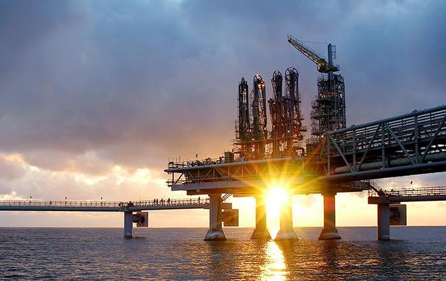 Цена нефти Brent закрепилась около отметки $45,3