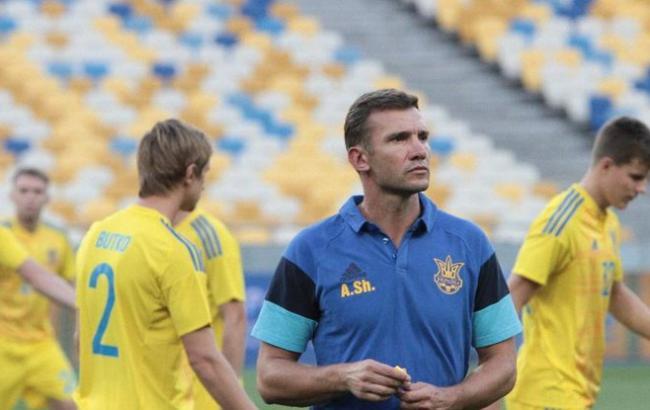 Шевченко викликав у збірну Зозулю, Селезньова і ще 7 легіонерів