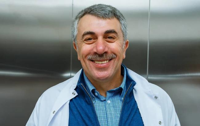Комаровський розповів, що потрібно знати про кишковий грип і як з ним боротися