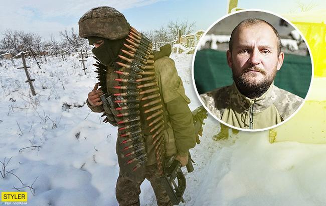 Рискует собой ради Украины: сеть растрогала история храброго бойца ВСУ