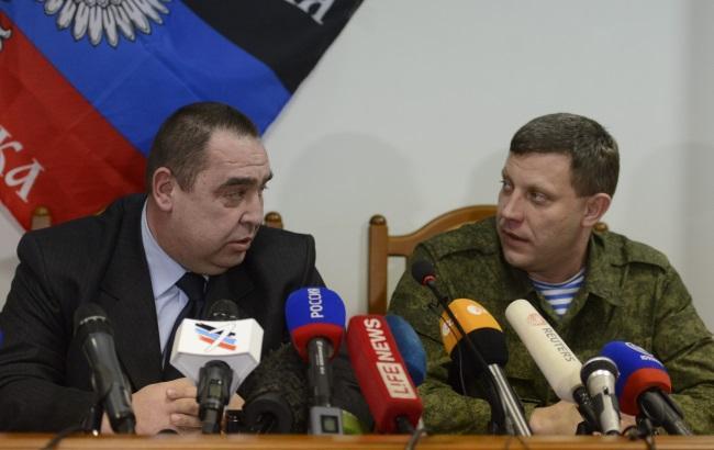 Фото: Ігор Плотницький і Олександр Захарченко