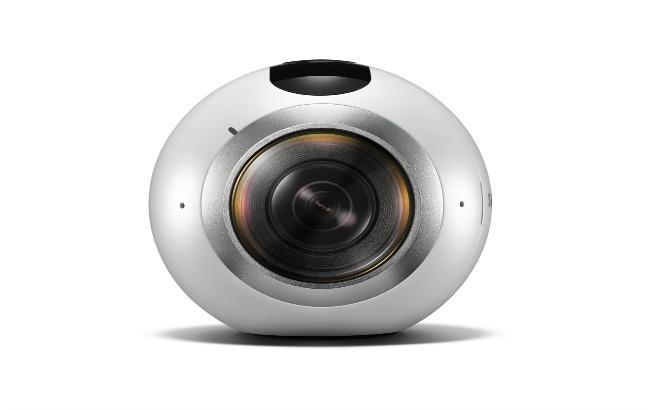 Фото: в Украине стартовали продажи камеры виртуальной реальности от Samsung (пресс-служба компании)