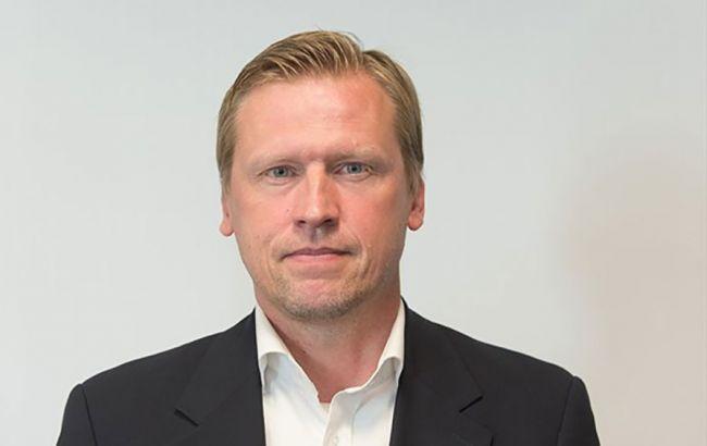 Фото: Бергссон замінить на посту президента Гейра Торстейнссона