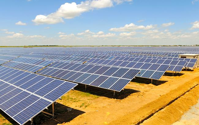 Фото: В зоне отчуждения ЧАЭС появятся солнечные панели (wikimapia.org)