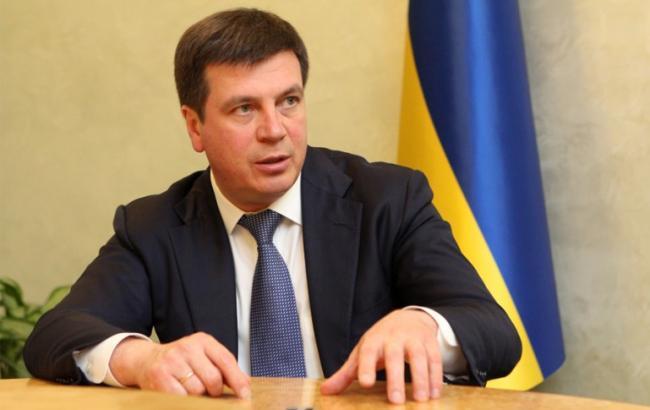 Фото: министр регионального развития, строительства и ЖКХ Геннадий Зубко
