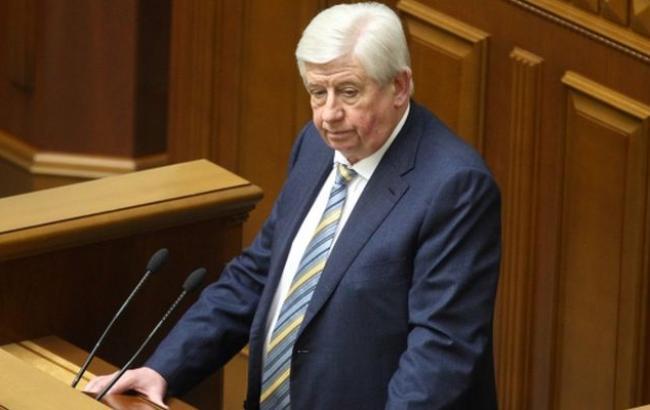 У ГПУ розробляють новий законопроект для розслідування резонансних справ, - Шокін