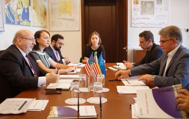 Агентство США з міжнародного розвитку створить для України сховище геологічної інформації