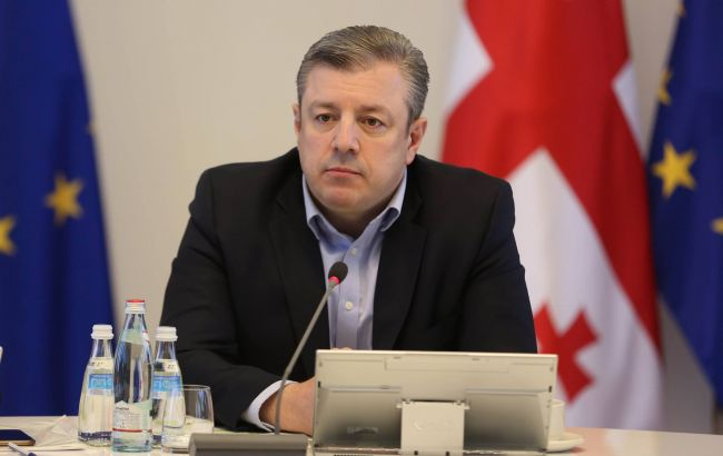 Фото: Георгий Квирикашвили снова возглавил правительство Грузии