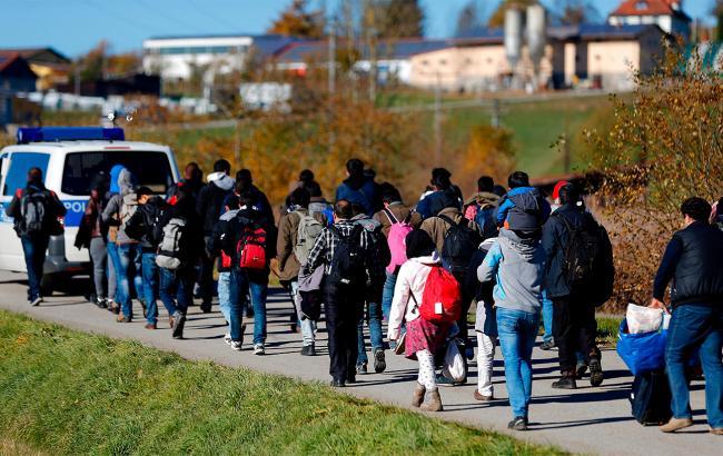 Потік мігрантів до Німеччини скоротився в три рази